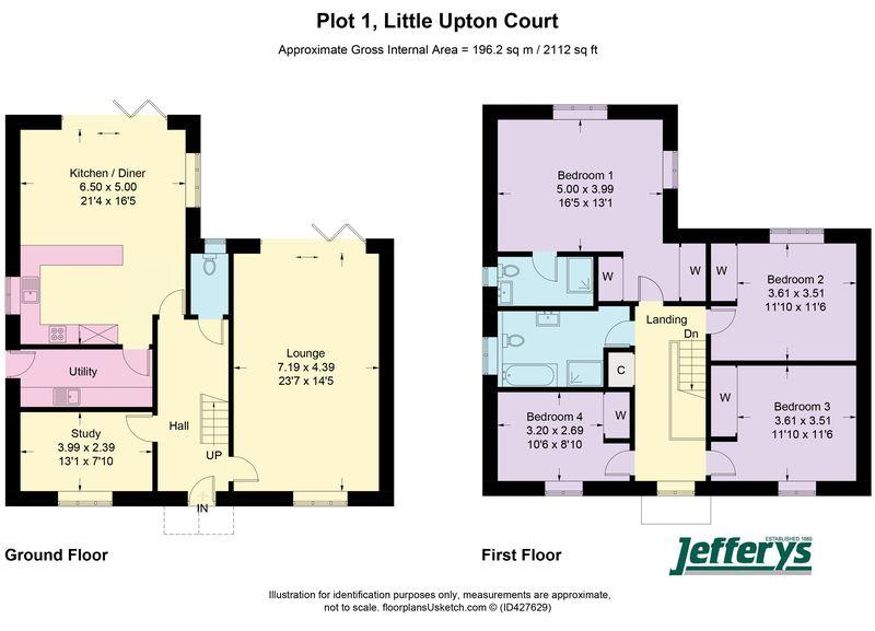 Little Upton Court Upton Cross
