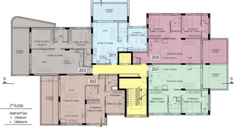 2nd floor plans