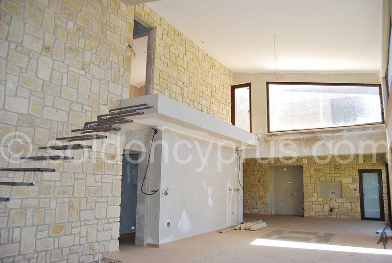 Living area & Lounge sitting