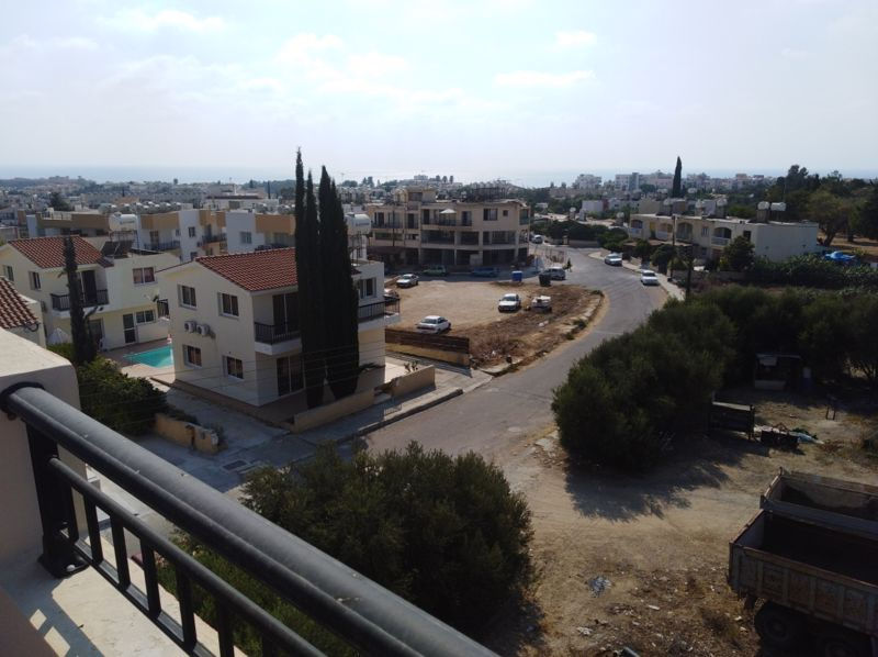 Sea View from Roof Terrace