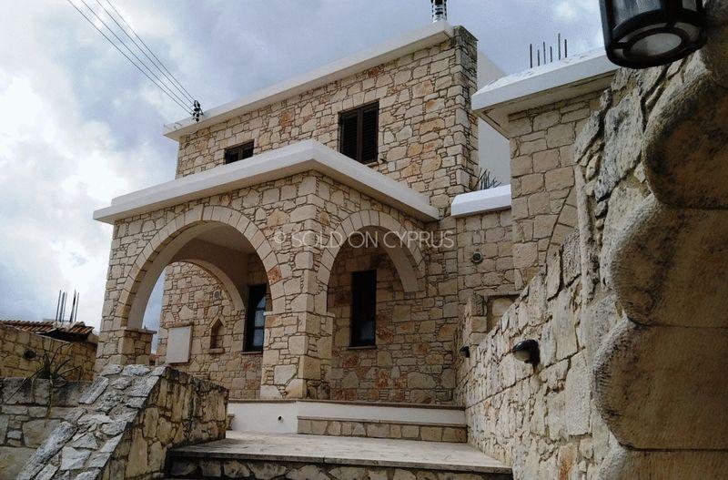 Steps To Detached Villa