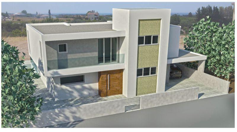 Front Exterior Plan (Artist Impression)