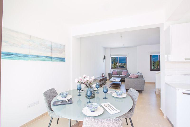 lounge/dinng area