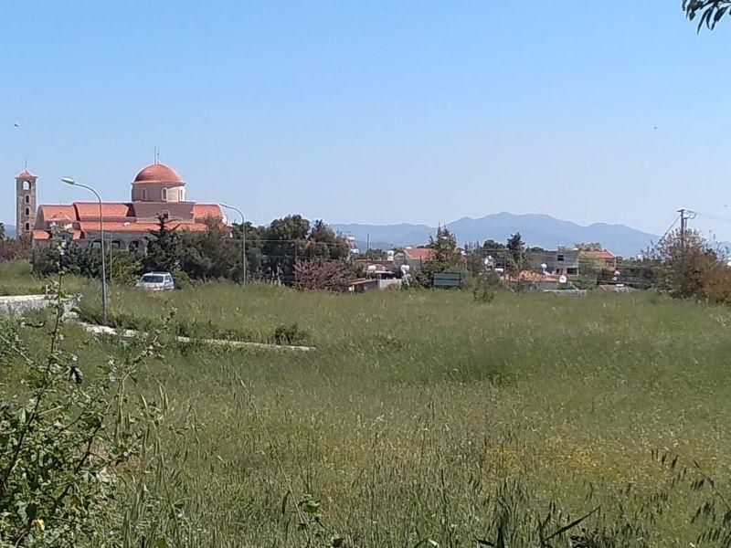 Plot village view