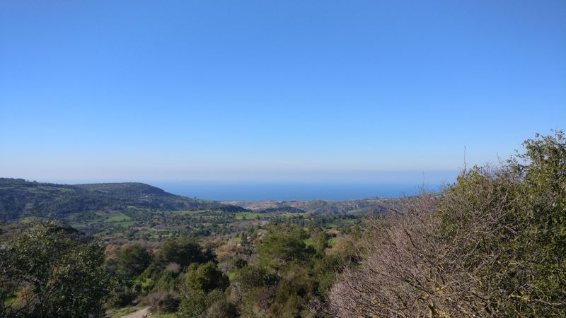 Views Of Latchi Coastline