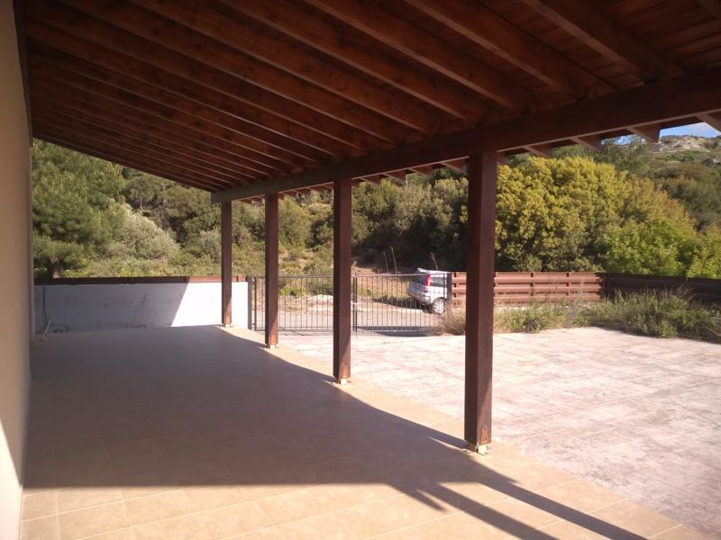 View from Front Covered Patio