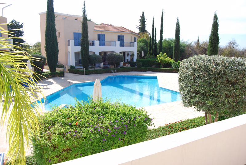 Well Maintained Gardens and Communal Pool