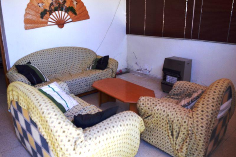 Seating area lounge