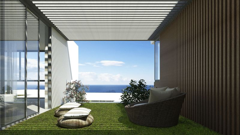 Outside Seating Area (Artist Impression)