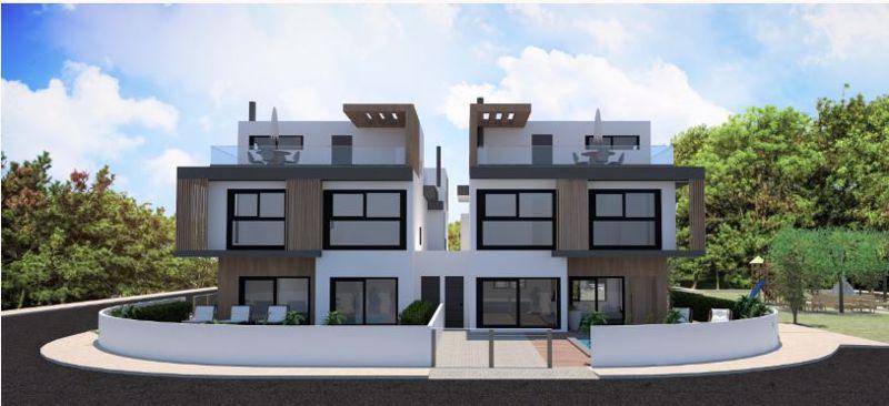 Corner villa