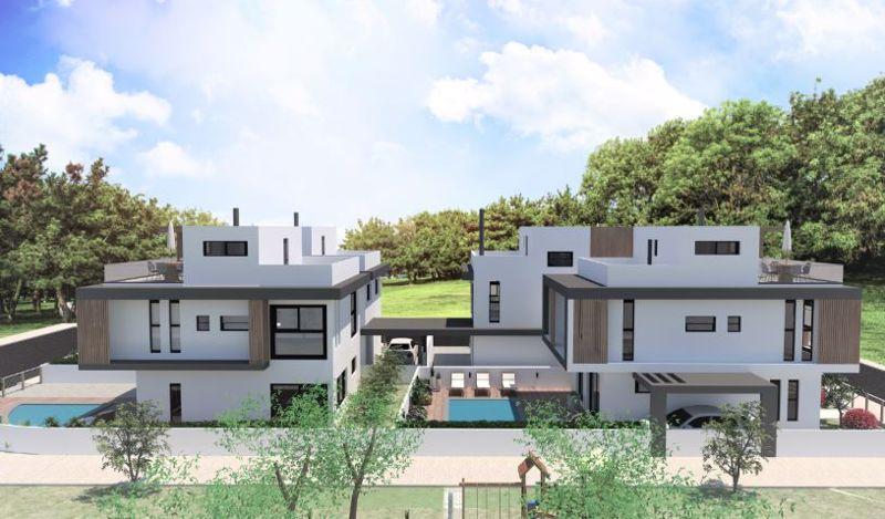 Villa view/roof top garden