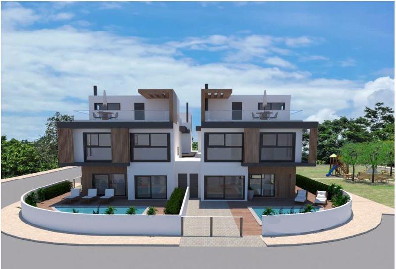 Villa view/pool