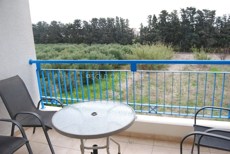 Balcony with Countryside Views