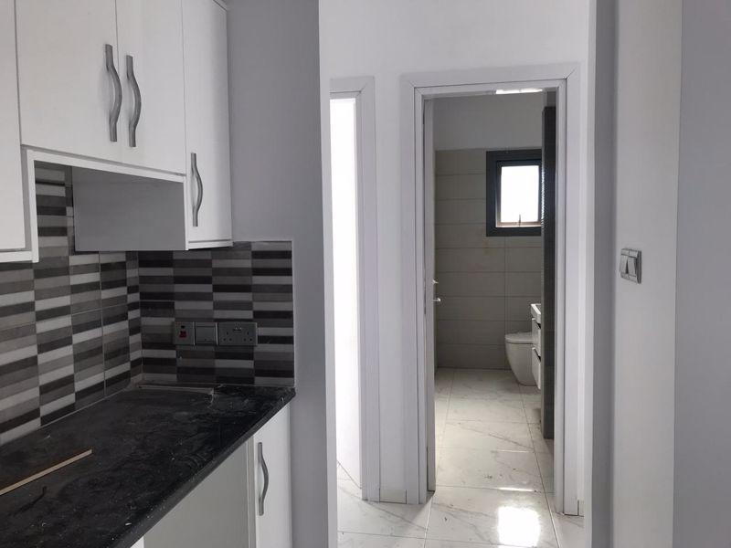 Kitchen to Bathroom View (in progress)