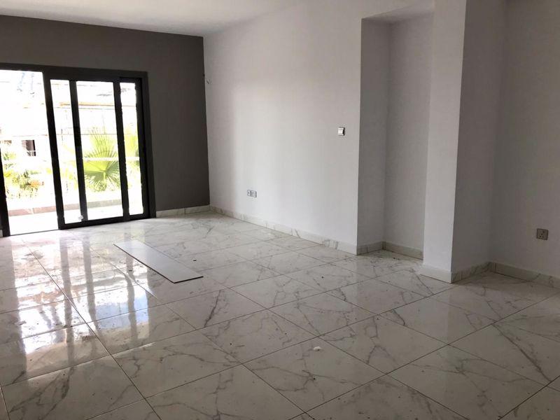 Living Area (in progress)