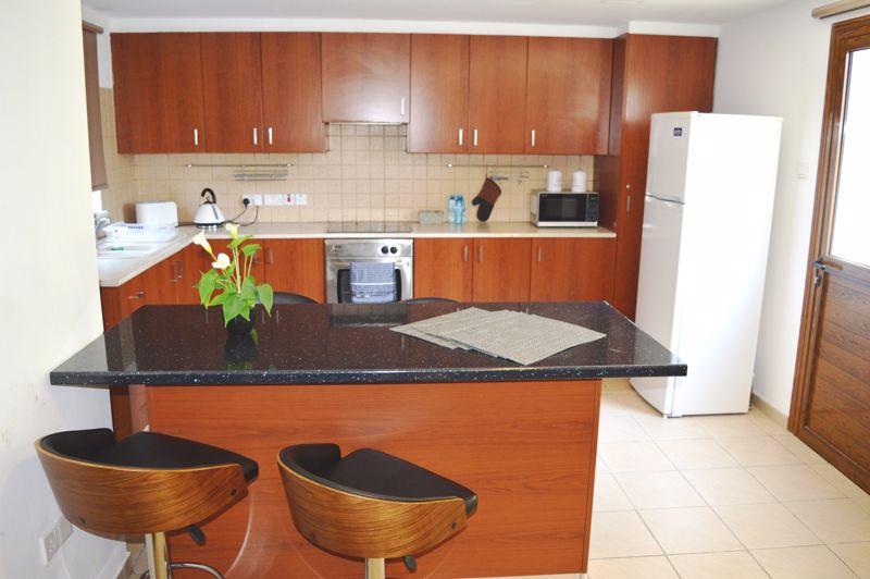 Ground Floor Breakfast Bar Kitchen Area