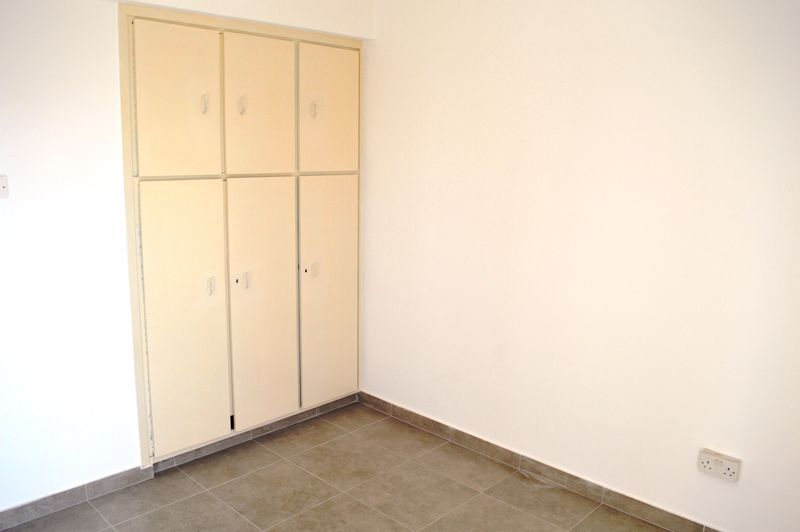 Bedroom 2 fitted wardrobes