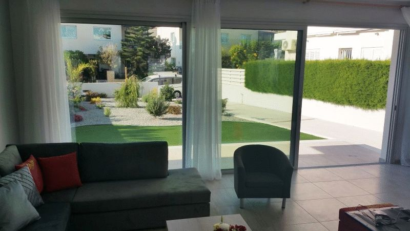 Lounge and Garden