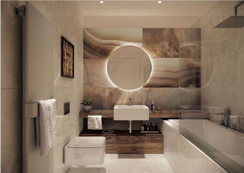 Luxury  en suite