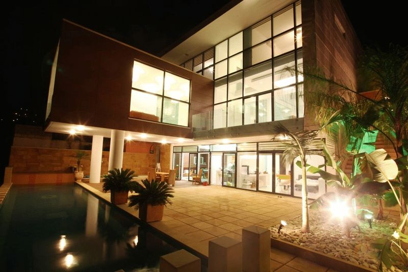 Exterior By Night