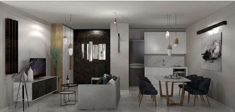 Artists Impression of Apartment Interior