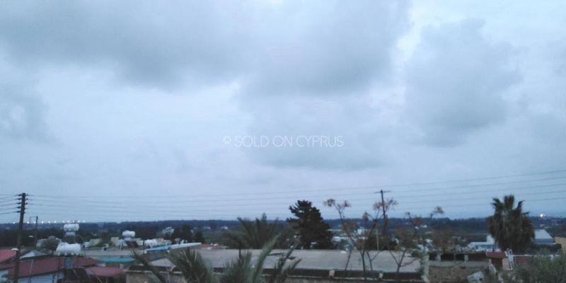 View Towards Paphos Airport