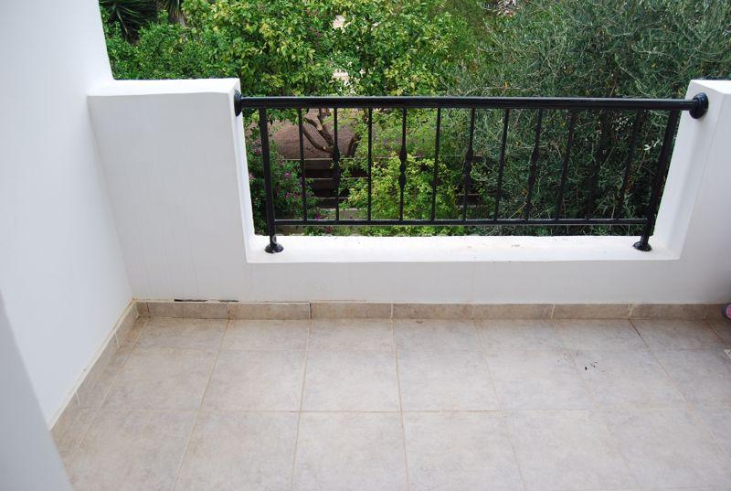 Balcony from Bedroom 1