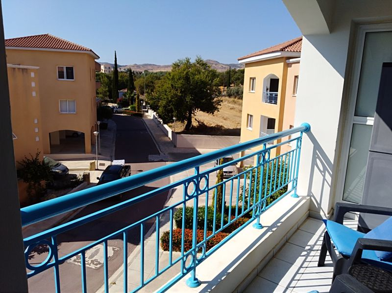 Front Balcony with Local Hill Views