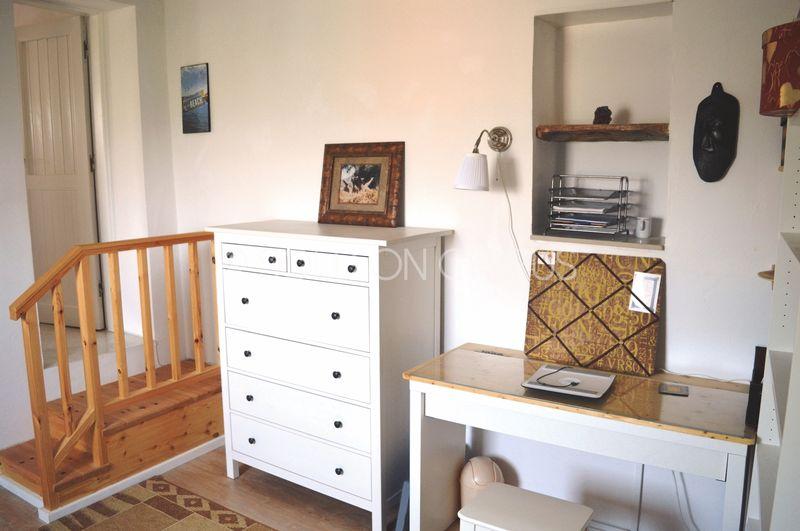 Master bedroom / study