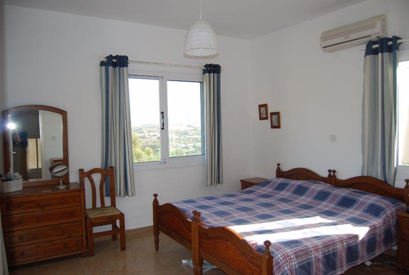 First Floor First Bedroom