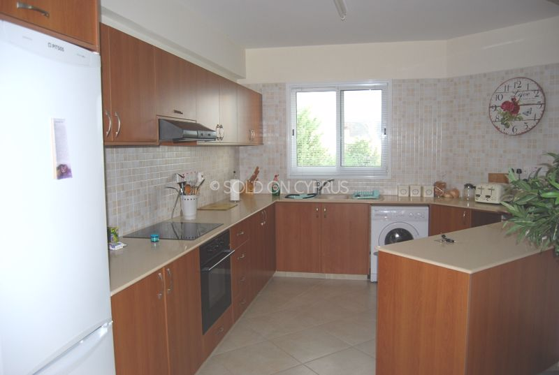 Separate Large Kitchen Area