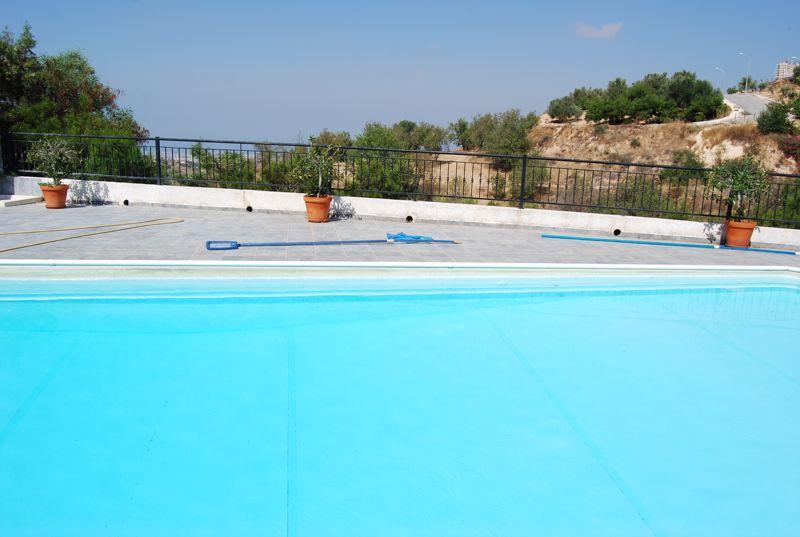 Communal Pool with Sea Views