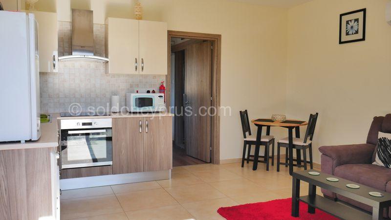 Annex Kitchen & Dining Area
