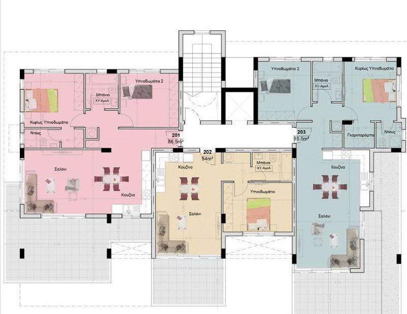 4th floor plans