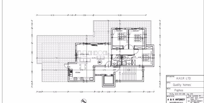 Penthouse Floor Plan