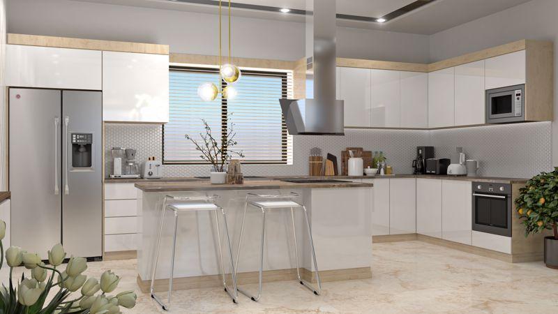 Kitchen Area (example)