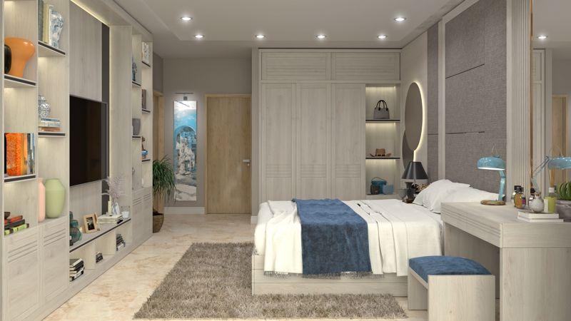 Master Bedroom (example)