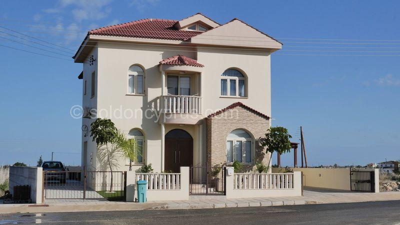 Nearby Villa