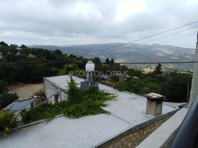 Views Of The Troodos Mountains