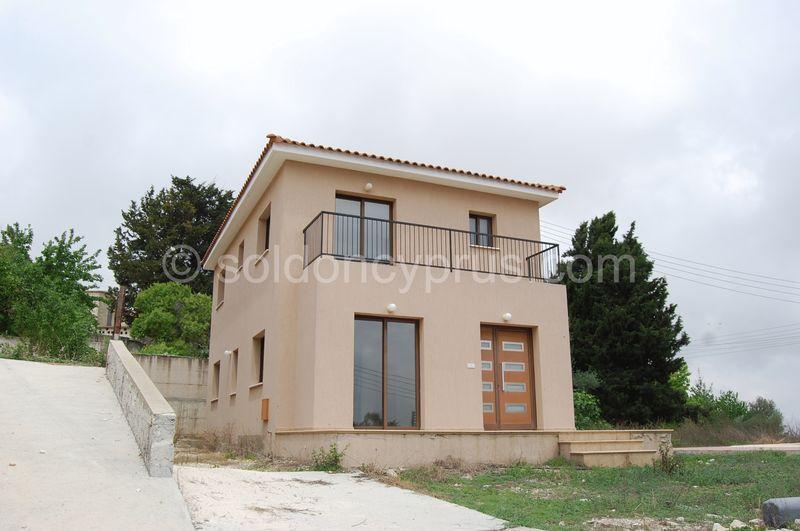 Villa 1 - Exterior