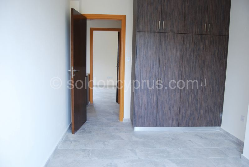 Villa 3 - Double Bedroom with Fitted Wardrobes