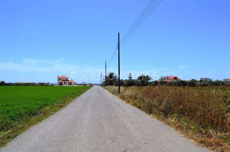 Road access
