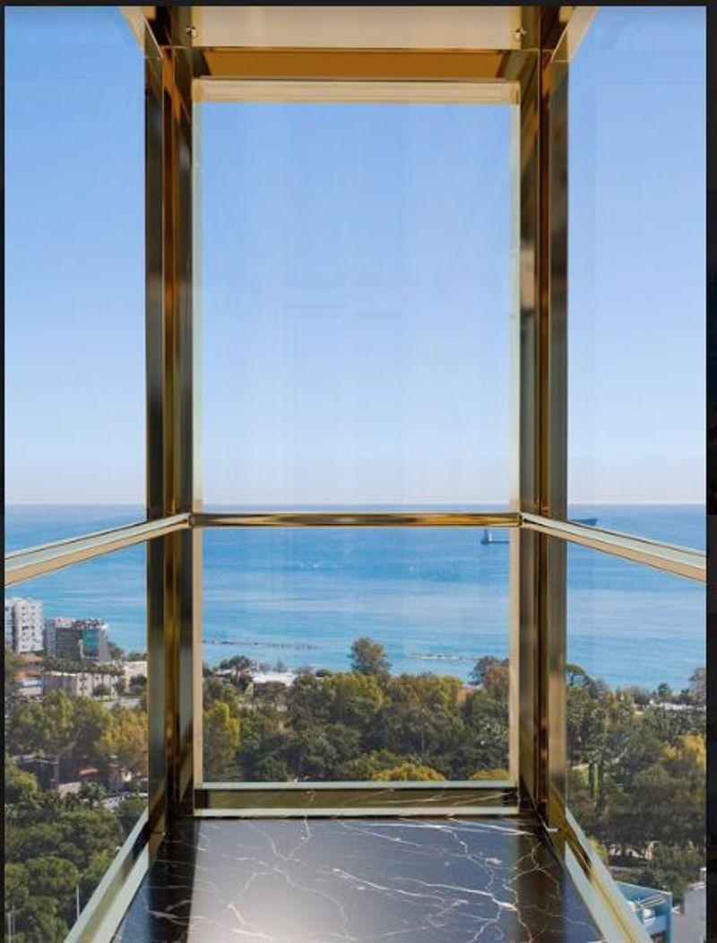 Lift views
