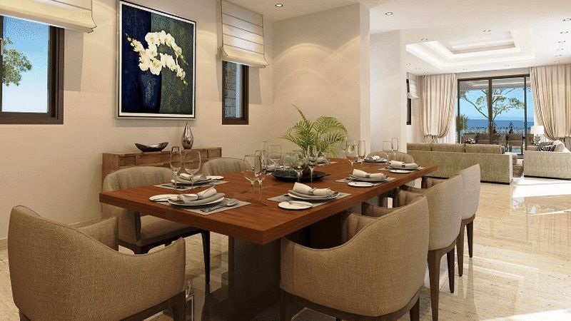 Sample Dining Area