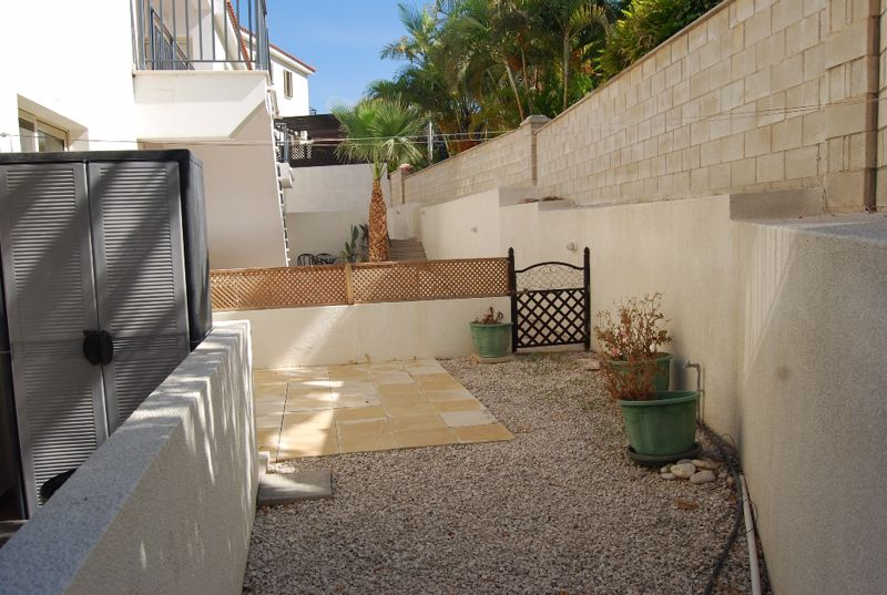 Entrance Of Apartment and Additional Patio