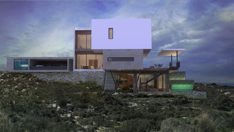 Side View (artists impression)