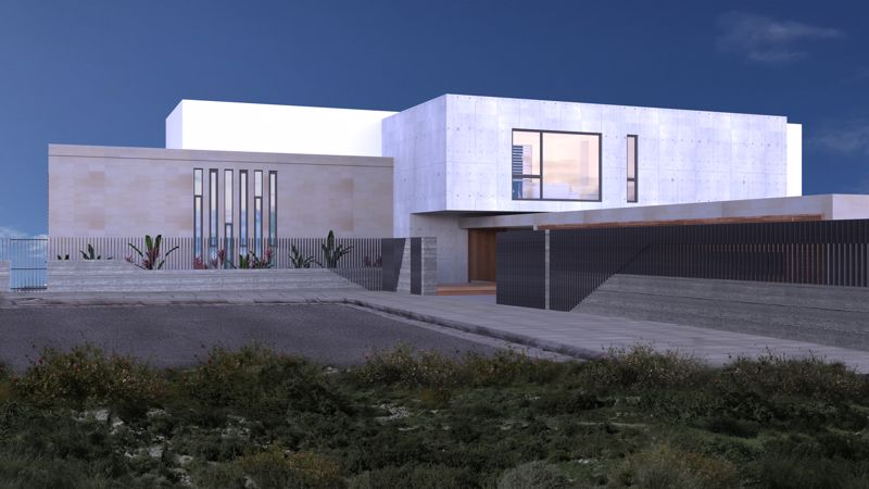 Front View 2 (artists impression)