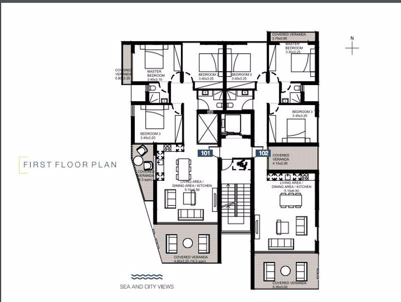 1st floor plans