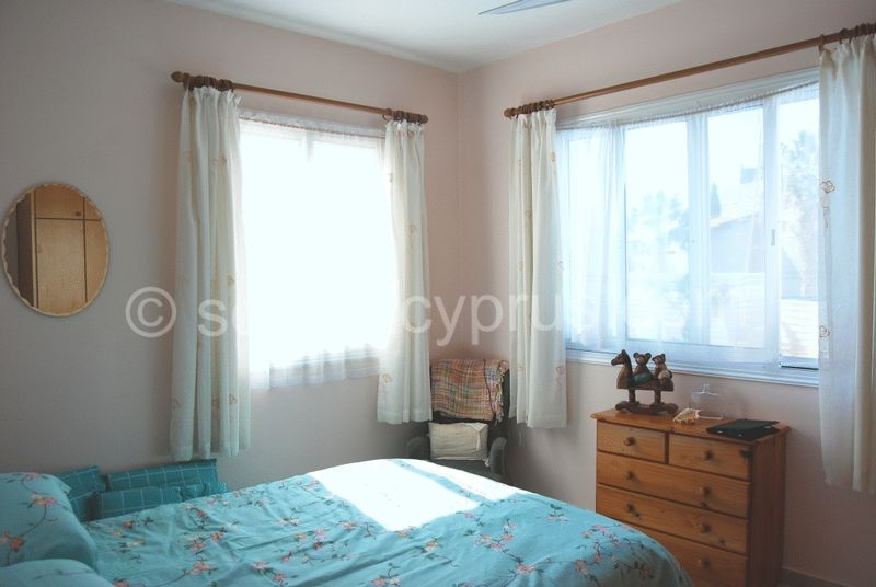 Bedroom 2 with Dual Aspect Windows