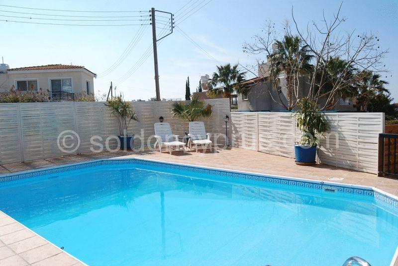 Sunbathing Area by Pool